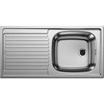Kuchynský drez Blanco Top EES 8x4. nerez 1