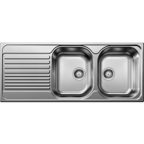 Kuchynský drez Blanco Tipo 8 S, leštený nerez 1