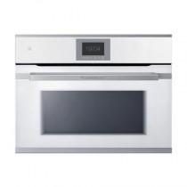 Multifunkčná rúra na pečenie s mikrovlnnou rúrou Küpperbusch CBM 6550.0, biela 1