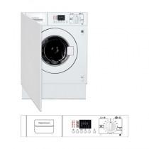 Vstavaná práčka so sušičkou Küppersbusch WT 6800.0  1