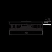Varná doska BORA BHU, Basic, recirkulácia 4