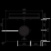Varná doska BORA BFIU, Basic, recirkulácia 2
